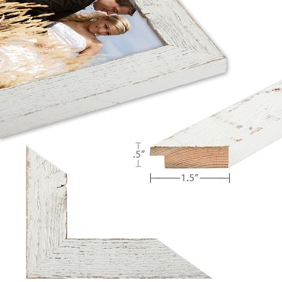 barnwood whitewashed barnwood - Whitewashed Picture Frames