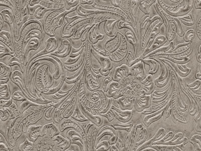 Tooled Western Rustic